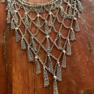 Kendra Scott Silver Georgina Chain Necklace